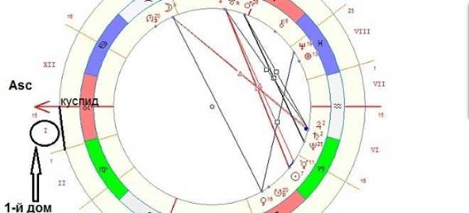 Первый(1) дом гороскопа в натальной карте — за что отвечает