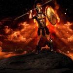 бог войны Марс