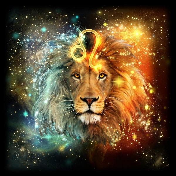 знака зодиака лев