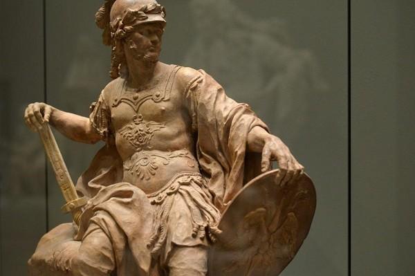 Античная скульптура Марс в римской мифологии