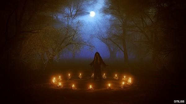 оккультный ритуал
