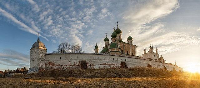 фото Горицкого монастыря