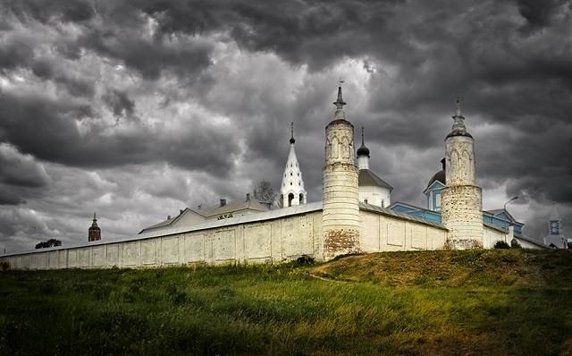 Бобреев монастырь