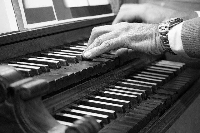 орган пианист