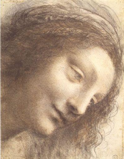 рисунок Леонардо Да Винчи