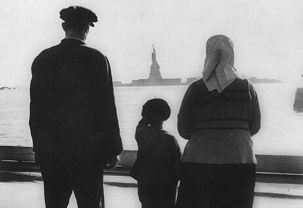 мигранты в Америку начало 19 века