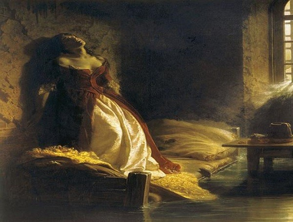 Картина Флавицского Княжна Тараканова