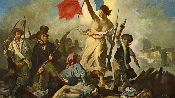 картина французкого художника