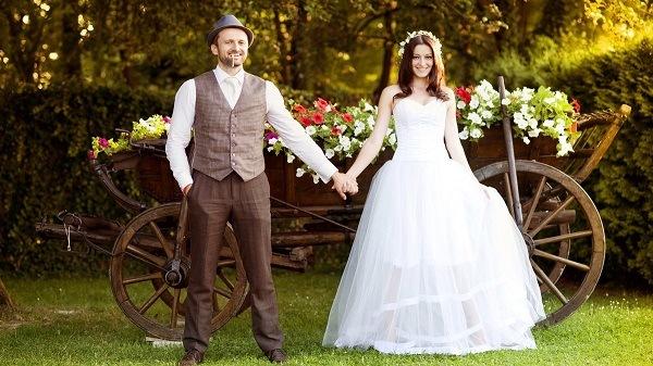 крестьянская свадьба