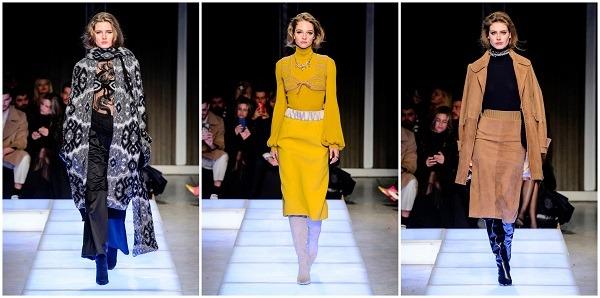 модный показ в Милане