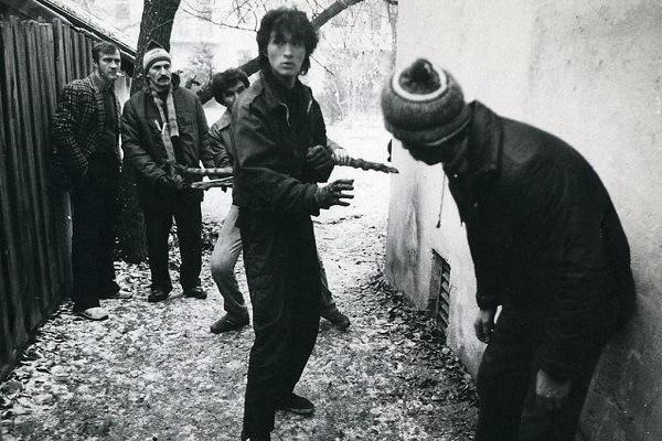 Кадр из фильма Игла