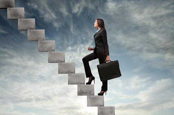 подьем по карьерной лестнице
