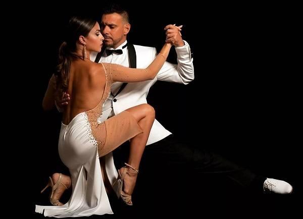 танец танго