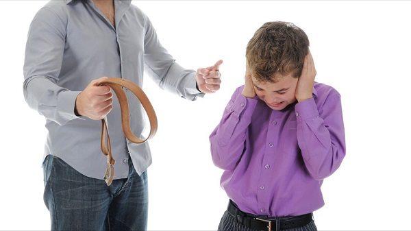 строгий родитель