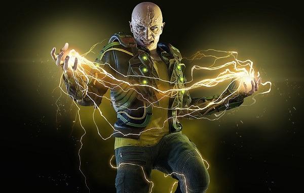 человек-молния